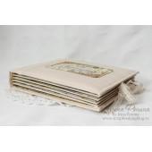 Фотоальбомы ручной работы (скрапбукинг) - готовые и на заказ
