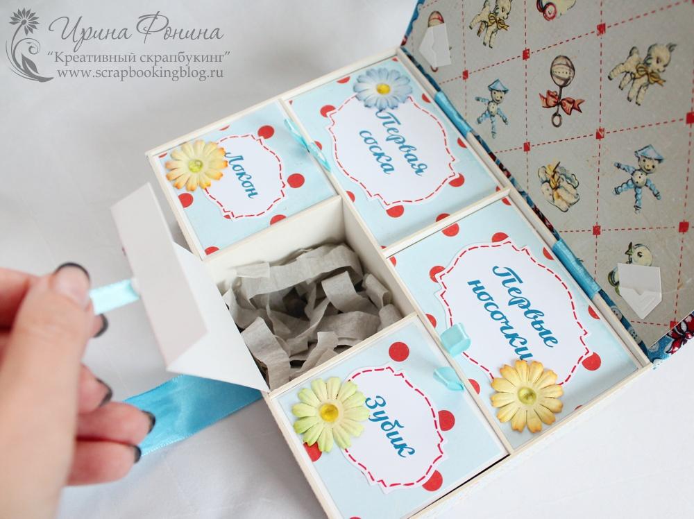 Коробочки для хранения детских локонов сосок